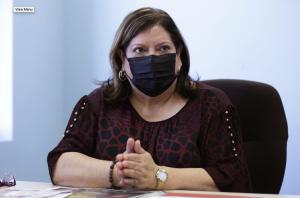 Secretaria del DACO, Sra Carmen Salgado Rodriguez